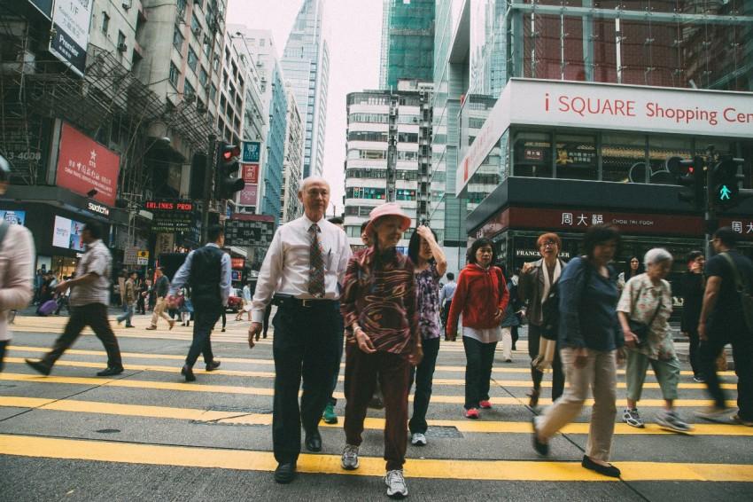 Гонконг с приведениями