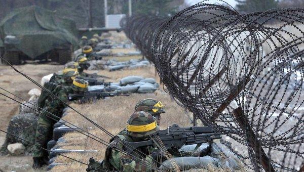 Война между Северной и Южной Кореей