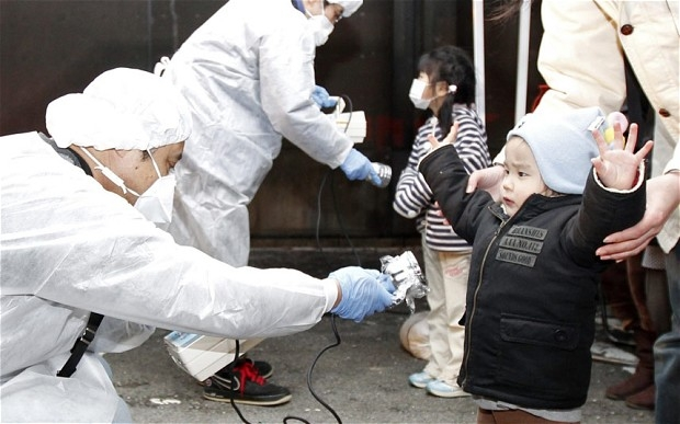 Дети Фукусимы, серьезные проблемы со щитовидной железой